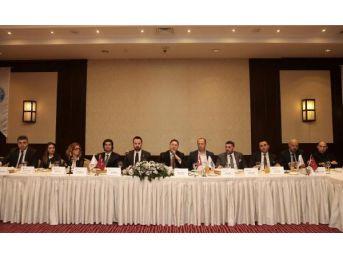 Tügiad Başkanı Yücelen: 2023 Hedefi Için Her Yıl Yüzde 7.2 Büyüme Şart