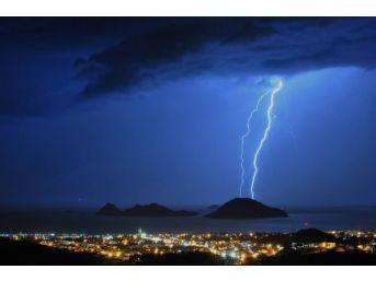 Bodrum'a Kuvvetli Yağış Uyarısı