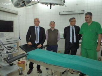 Varto'da Endoskopi Ünitesi Açıldı
