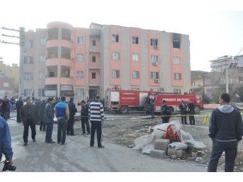 Osmaniye'de Apartmanda Çıkan Yangında 1 Kişi Öldü