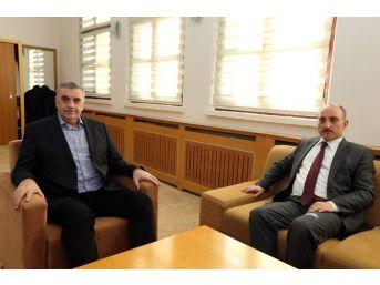 Başkan Toçoğlu'dan Fevzi Kılıç Yorumu