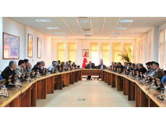 Batı Karadeniz Üniversiteleri İyi Uygulamalar Paylaşım Toplantısı Yapıldı