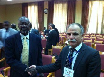 Omü, Sudan'da 17 Üniversite İle İşbirliği Protokolü İmzaladı