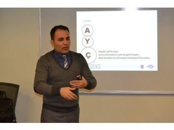 Çerkezköy Tso'nun Kurumsallaşma Eğitimi Sona Erdi