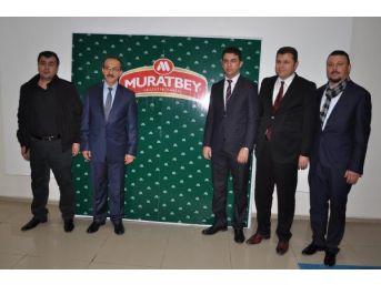 Muratbey'den Uşak Sportif'e 500 Bin Tl