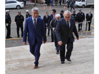 Uşak'ın Yeni Emniyet Müdürü İbrahim Ergüder Görevi Devraldı