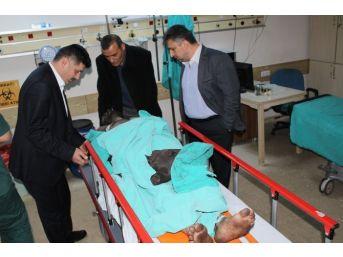 Maden Ocağında Kaza: 2 İşçi Yaralandı