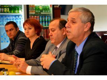 Söke Belediye Başkanı Süleyman Toyran Muhtarı Dinledi