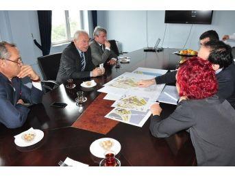Lapseki'ye Yeni Hükumet Konağı Projesinde Sona Doğru