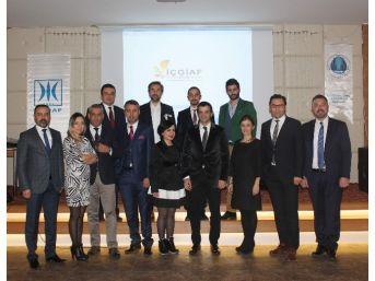 İçgiaf'ın İlk Toplantısı Eskişehir'de Yapıldı