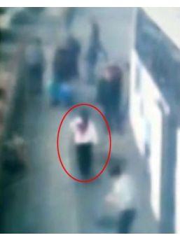 Esenler Otogarındaki Bıçaklama Kameraya Yansıdı