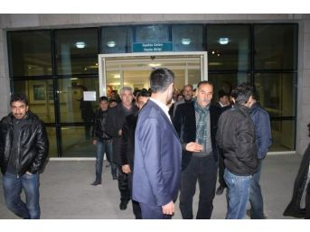 Gözaltına Alınan Dbp'liler Serbest Bırakıldı