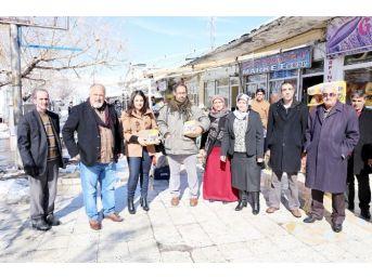 Kobani İçin 1 Tl Yardım Kampanyası