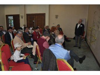 Burdur Doğaltaş Ve Mermer Çalıştayı Afyonkarahisar'da Yapıldı