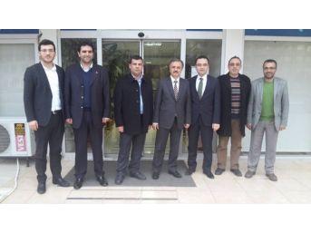 Başkan Palabıyık'tan İşkur'a Ziyaret