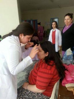 Milas'ta Engelli Bireylerin Saç Bakımı Sevinci