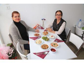 Milas'ta Kadınlar Kosgeb İle İş Yaşamına Atıldı