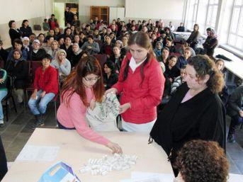 Milas'ta Okullara Alınacak 56 Hizmetli Kurayla Belirlendi