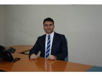 Gemerek Ziraat Bankası Müdürü Büyükkaya Görevine Başladı