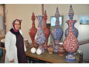 Sorgun'da Üretilen Osmanlı Çinileri Çin'e Ihraç Edilecek