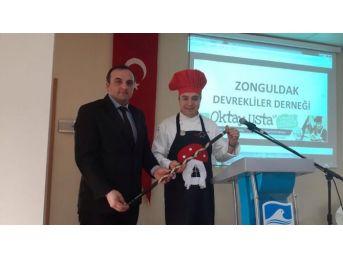 Oktay Usta Zonguldaklılarla Bir Araya Geldi