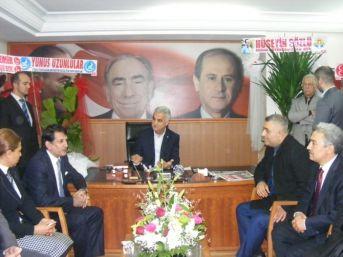 Ankara'dan Başkan Baş'a