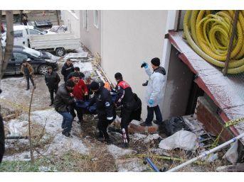 Amasya'da Barakada Yaşayan Şahıs Donarak Öldü