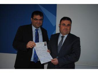 Mehmet Ünek'ten 'merkezden Aday' Vurgusu