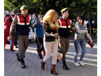 Antalya'da Fuhuş Operasyonunda 11 Tutuklama