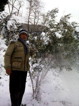 Gazipaşa 4 Yıl Sonra Kar Gördü