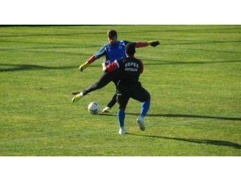 Kepez Play-off'a Moralli Girdi