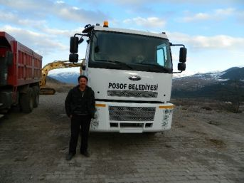 Posof Belediyesine Yardımlar Devam Ediyor