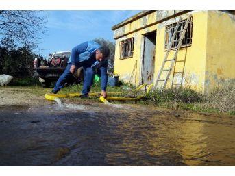 Nazilli'deki 70 İçme Suyu Deposunun Bakımı Yapılıyor