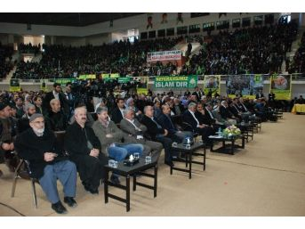 """Hüda-par Genel Başkanı Yapıcıoğlu: """"devlet Etnik Kimliklerle Barışmalı"""""""