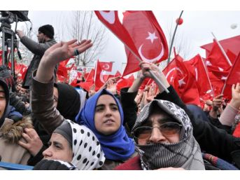 Erdoğan: Bizim Önümüzü Kesebilecek Bir Yiğit Görmedik Daha