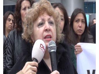 Hakim Sevgi Övüç: Bu Ülkede Artık Kadın, Insan Olma Niteliğini Kaybetmeye Başladı
