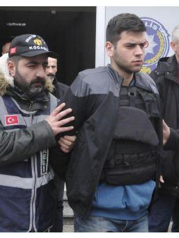 Pompalı Tüfek Cinayeti Şüphelileri Çelik Yelekli Adliyeye Götürüldü