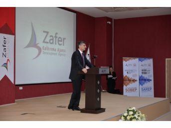 Zeka 2015 Yılı Proje Teklif Çağrısı Programları Kütahya'da Tanıtıldı