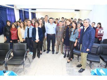Milas'ta Öğrenciler Akademiden Kariyere Adım Atıyor