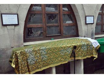 Fidan Yazıcıoğlu'nun Cenazesi Ulu Camii'ne Getirildi