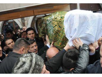 Muhsin Yazıcıoğlu'nun Annesi Fidan Yazıcıoğlu Vefat Etti (4)