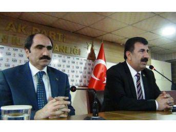 Nihat Çelik, Ak Parti'den Milletvekili Aday Adayı