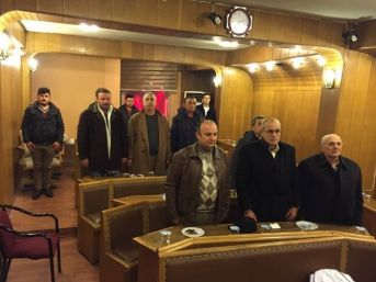 Emekli Ve Yaşlılar Meclisi İlk Toplantısını Yaptı