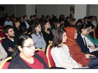 Ceza Uygulamalarında Uzlaştırmacılık Konferansı