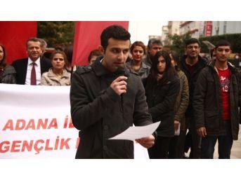 Tecavüz İddialarına Takipsizlik Kararı Verilmesi Protesto Edildi