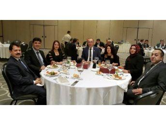 Yargıtay'a Seçilen Adana Hakim Ve Savcılarına Veda Yemeği