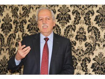 Ali Südemen Yeniden Başkan Seçildi