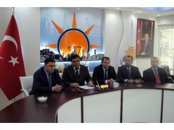Ak Parti Amasya'da 8 Aday Adayı Temayülde