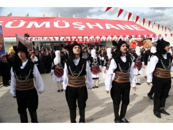 Bakan Işık, Ankara'da Gümüşhane Festivali'ne Katıldı
