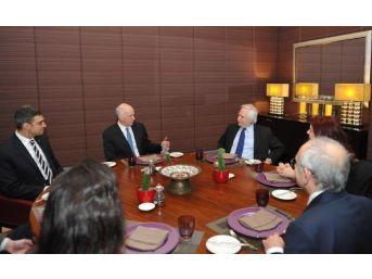 Kılıçdaroğlu, Papandreu Ile Akşam Yemeğinde Bir Araya Geldi